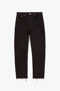 RE/DONE Women's High Rise Stove Pipe Jeans  - XHIBITION