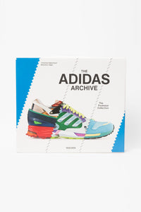 Taschen The Adidas Archive: The Footwear Collection  - XHIBITION