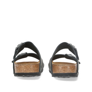 Birkenstock Women's Arizona Soft Footbed Oiled Leather Sandal  - XHIBITION