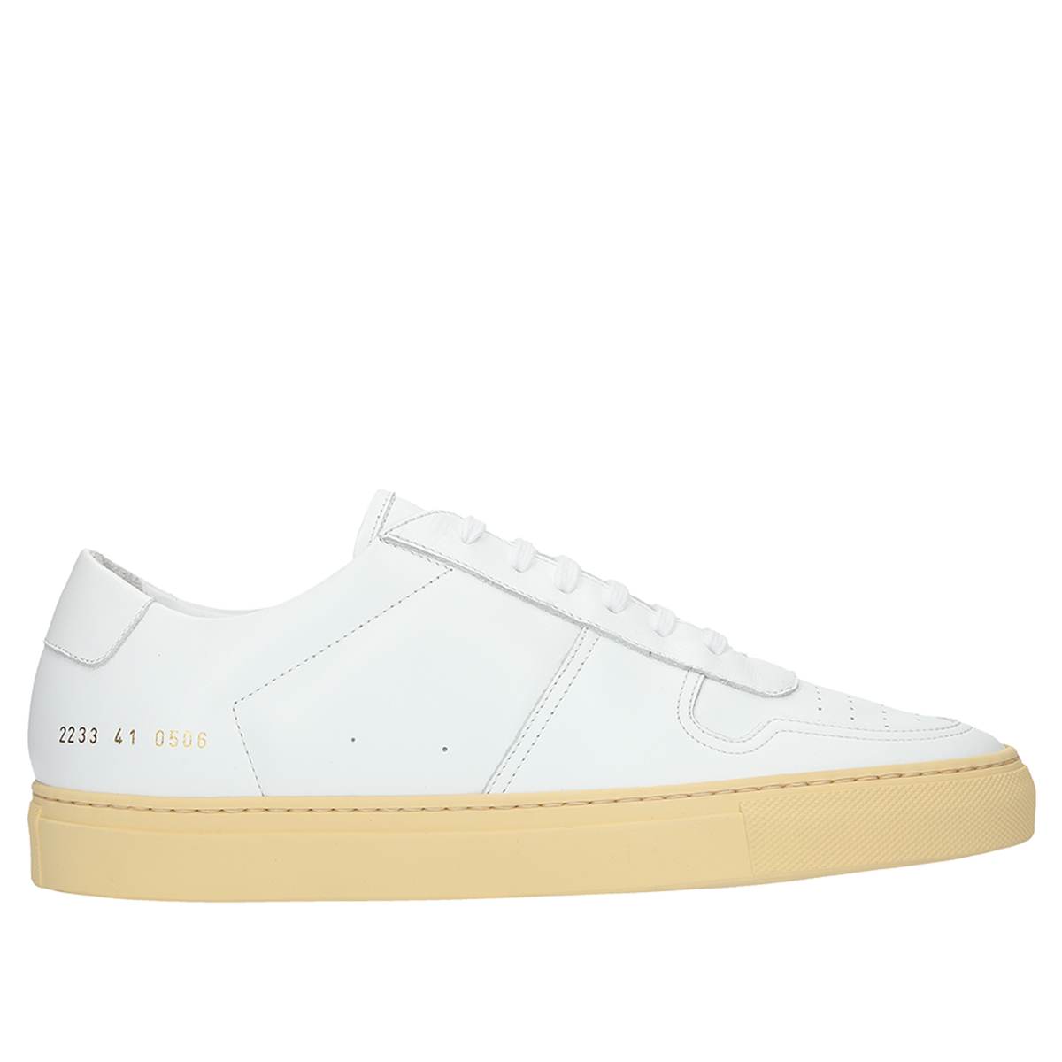 Common Projects B Ball Low 'Vintage Sole'  - XHIBITION