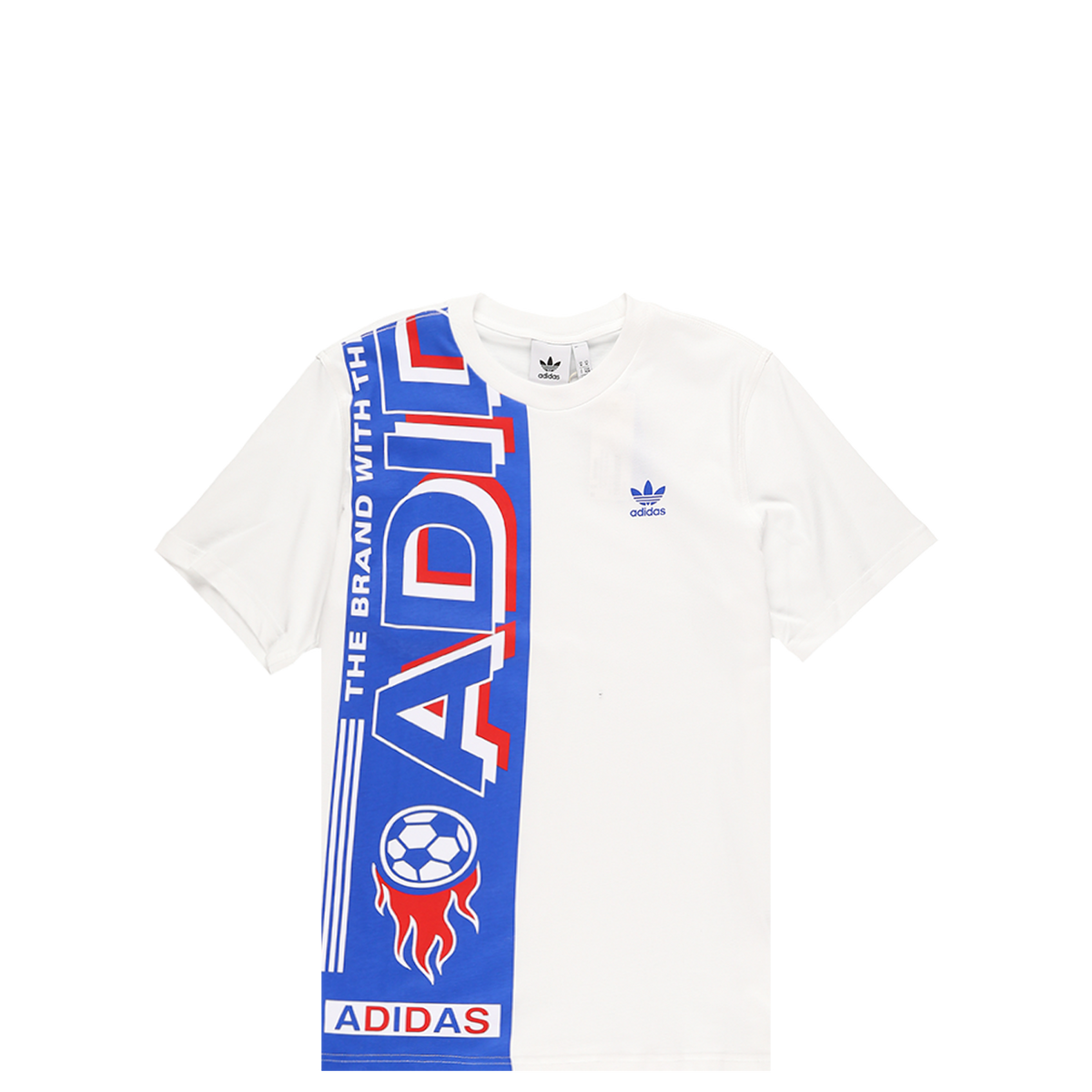 adidas Originals Side Scarf T-Shirt  - XHIBITION