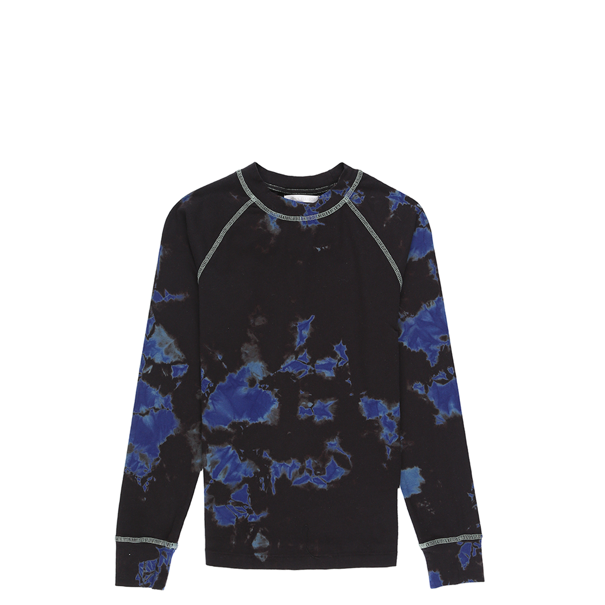 John Elliott Women's Double Dye Long Sleeve Raglan  - XHIBITION