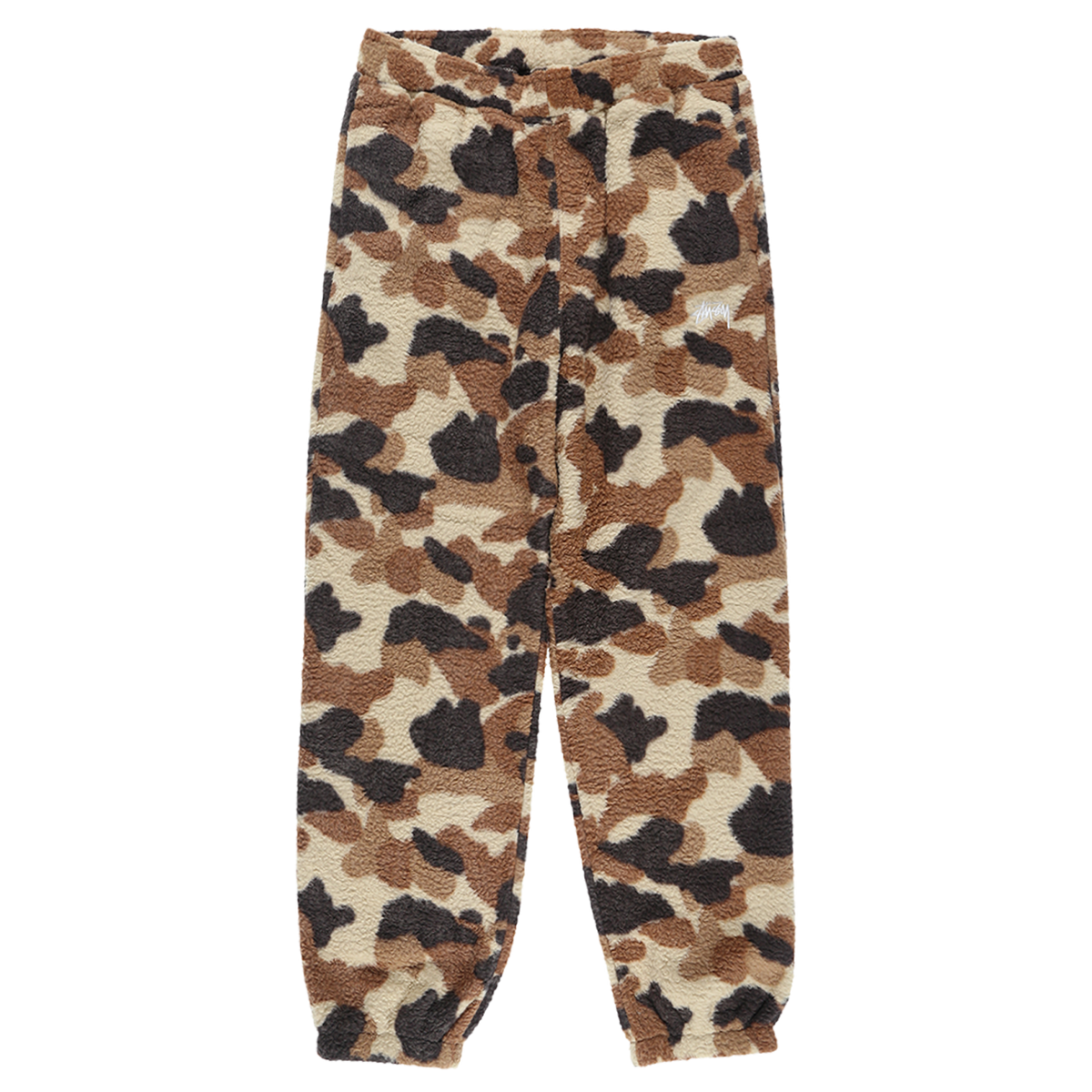 Stüssy Camo Fleece Pant  - XHIBITION