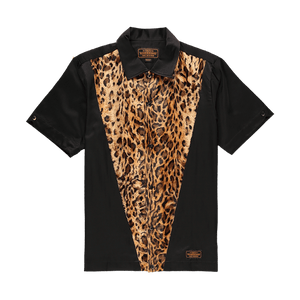 Neighborhood T.D. Faux Fur Short Sleeve Shirt  - XHIBITION