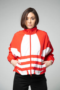 adidas Originals Women's Large Logo Track Top  - XHIBITION