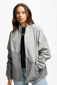 Stüssy Women's Nylon Curve Jacket  - XHIBITION