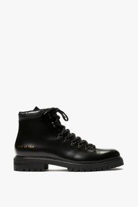 Common Projects Hiking Boots In Leather  - XHIBITION