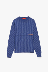 Eckhaus Latta Women's Lapped Long Sleeve T-Shirt  - XHIBITION