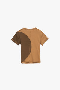 Eckhaus Latta Women's Lapped Baby T-Shirt  - XHIBITION