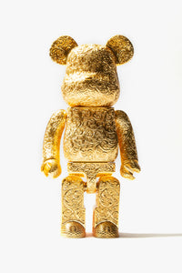 "Medicom Royal Selangor ""Golden"" BE@RBRICK  - XHIBITION"
