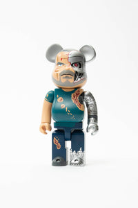 Medicom T-800 Be@rbrick 400%  - XHIBITION
