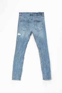 Ksubi Chitch Runaway Ripped Jeans  - XHIBITION