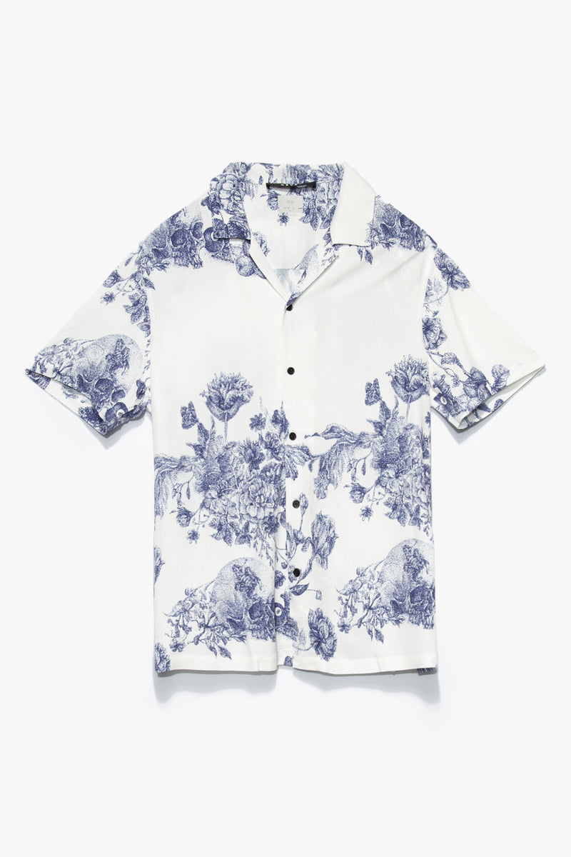 Ksubi Master Resort Shirt  - XHIBITION