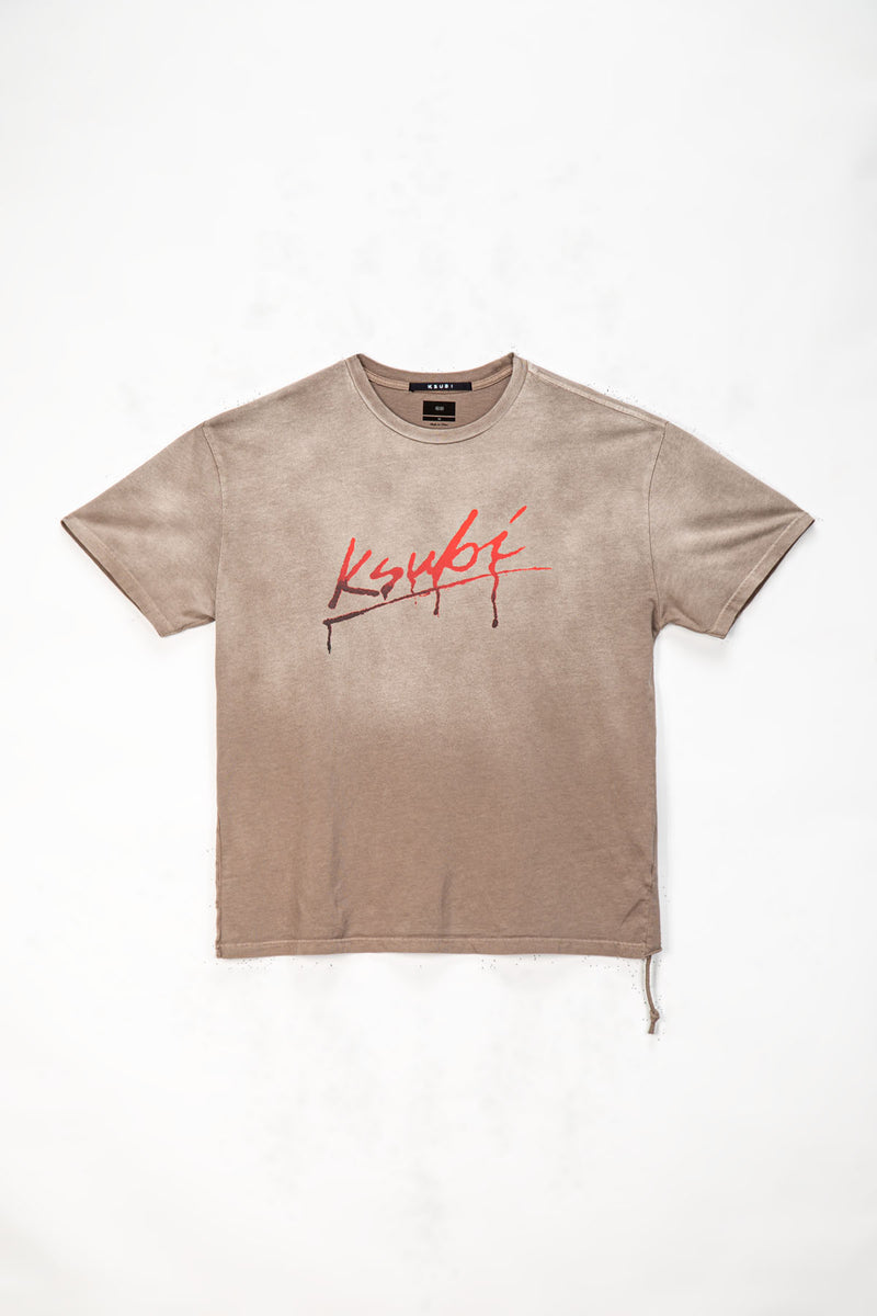 Ksubi Flint T-Shirt  - XHIBITION