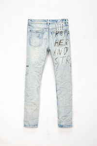 Ksubi Chitch Washed Out Royalty Jeans  - XHIBITION