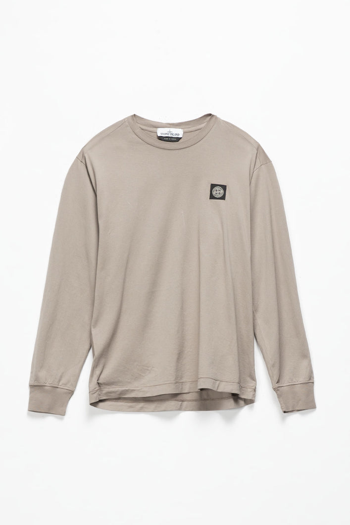 Stone Island Logo Patch T-Shirt  - XHIBITION