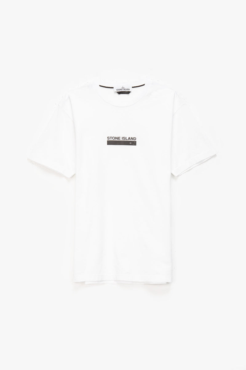 Stone Island Graphic T-Shirt  - XHIBITION
