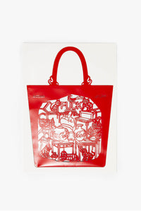 TASCHEN Ai Weiwei x The China Bag 'Cats and Dogs'  - XHIBITION