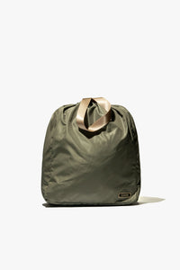 GANNI Women's Recycled Tech Drawstring Bag  - XHIBITION
