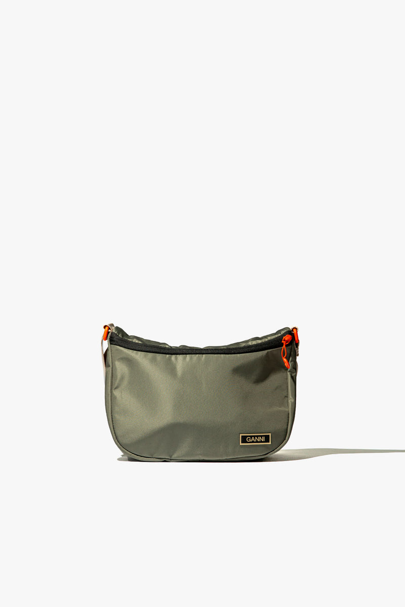 GANNI Women's Recycled Tech Bag  - XHIBITION