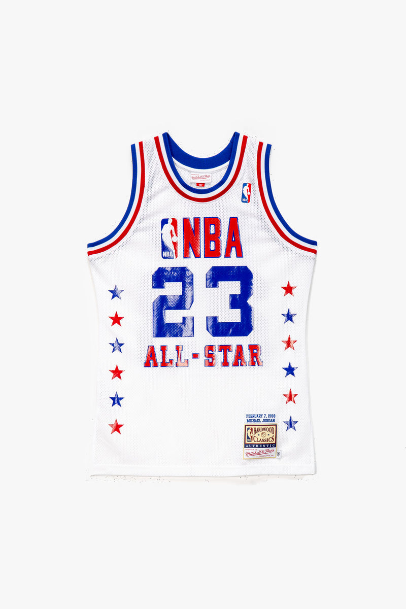 Mitchell & Ness Michael Jordan All-Star East Jersey  - XHIBITION