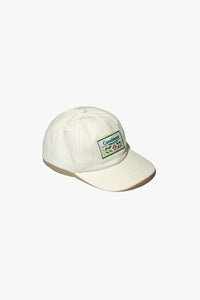 Casablanca Laurel Patch Cap  - XHIBITION