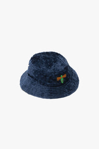 Brain Dead Embossed Fur Bucket Hat  - XHIBITION