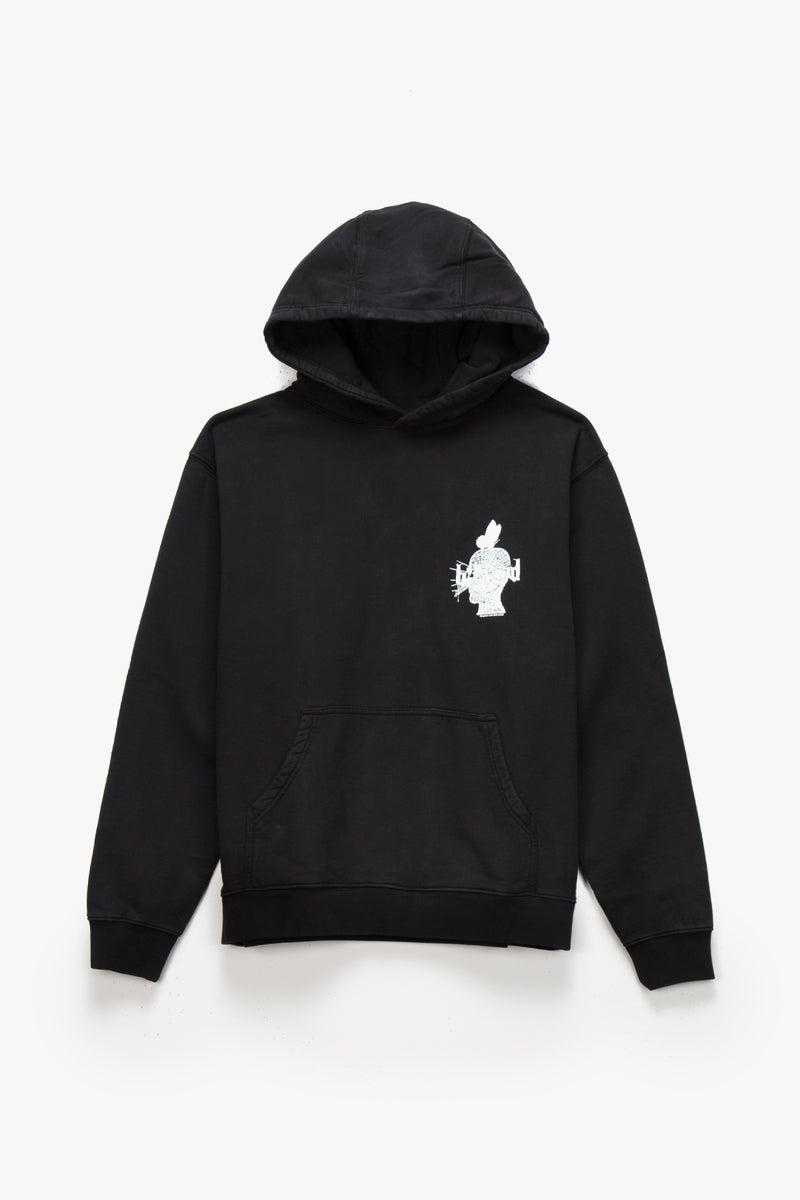 Brain Dead Acid Sun Ride Hoodie  - XHIBITION