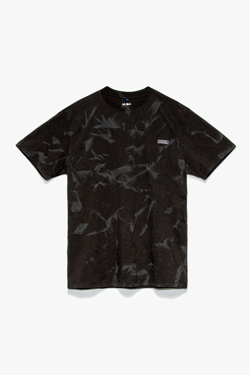 Ader Error Logo Wash Effect T-Shirt  - XHIBITION