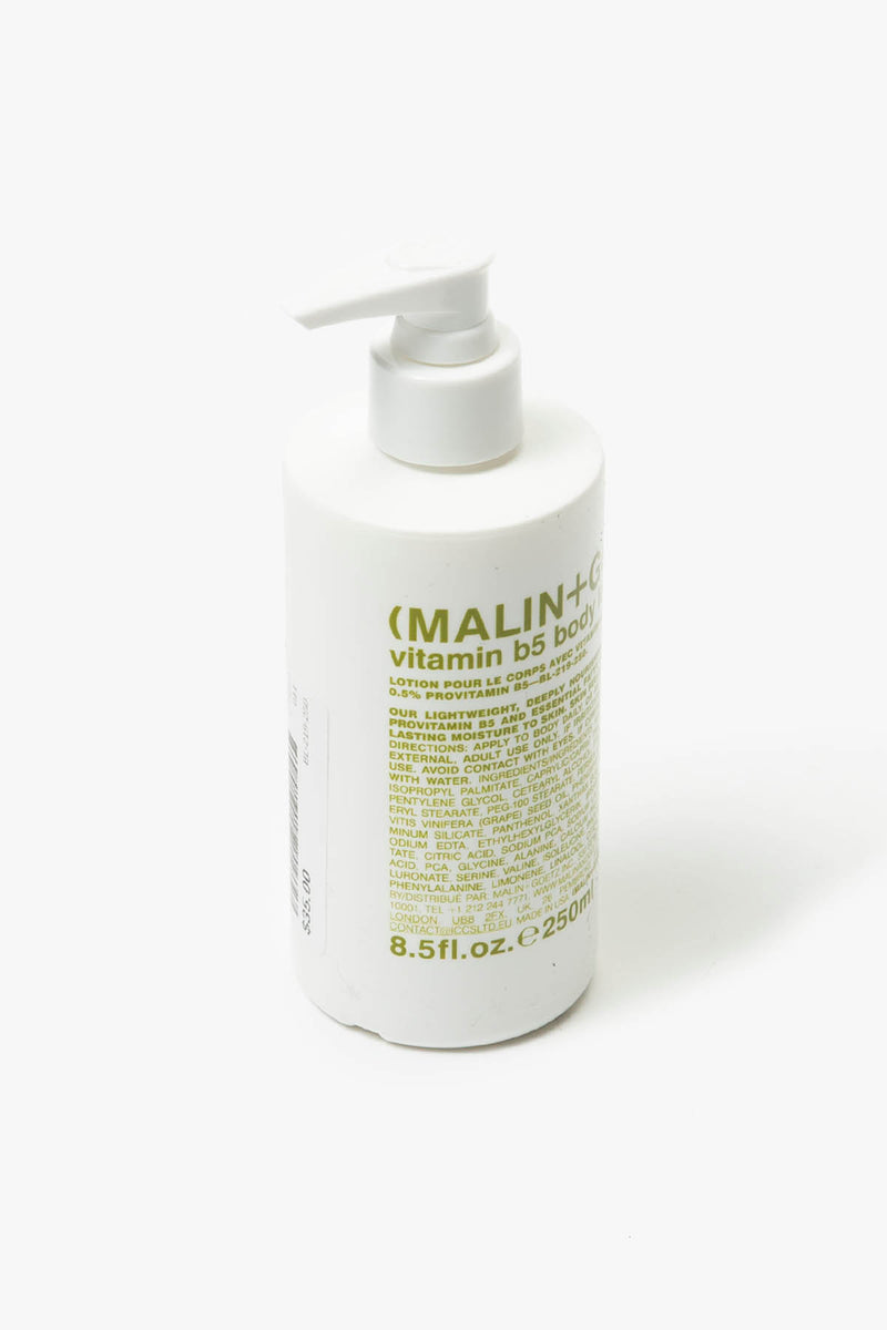 Malin+Goetz Vitamin B5 Body Lotion  - XHIBITION