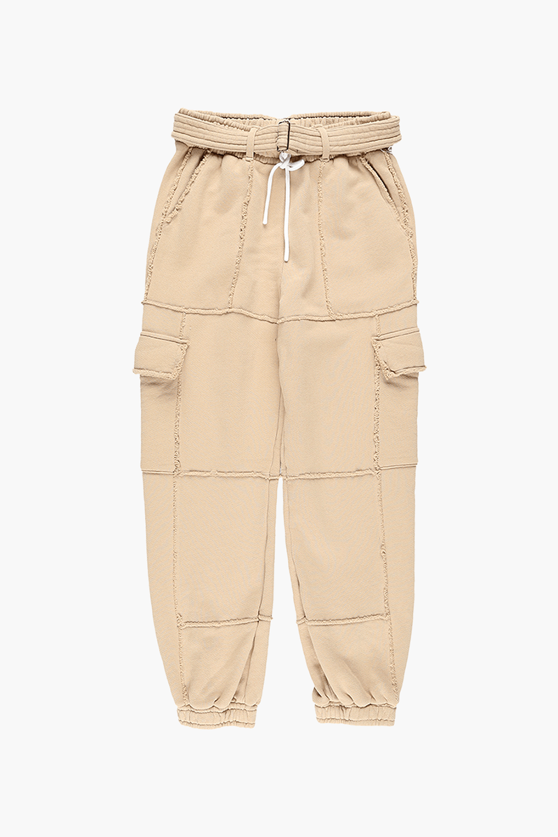 Cotton Citizen Women's Brooklyn Cargo Pants  - XHIBITION