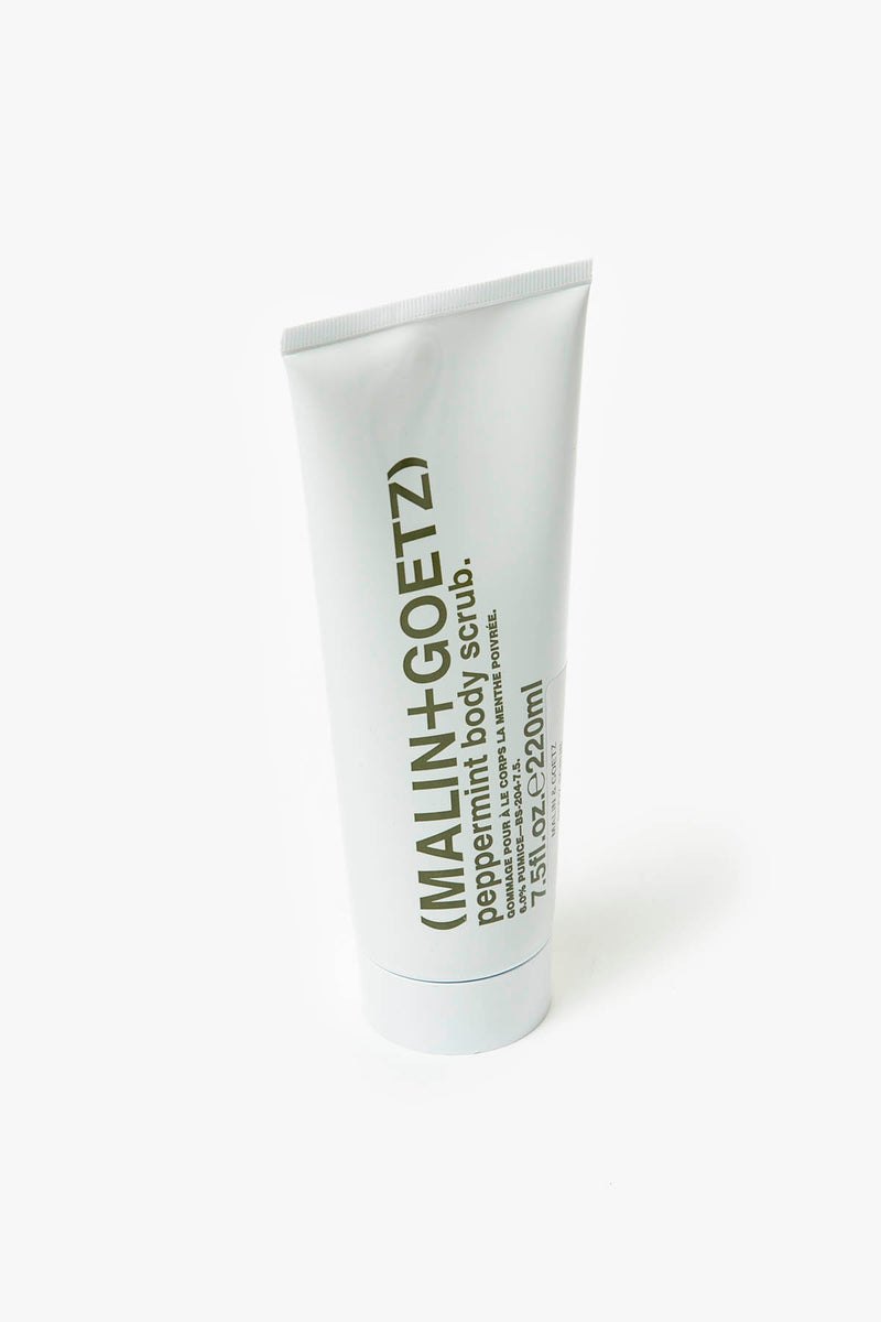 Malin+Goetz Peppermint Body Scrub  - XHIBITION