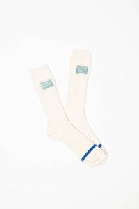 Ader Error Knit Label Socks  - XHIBITION