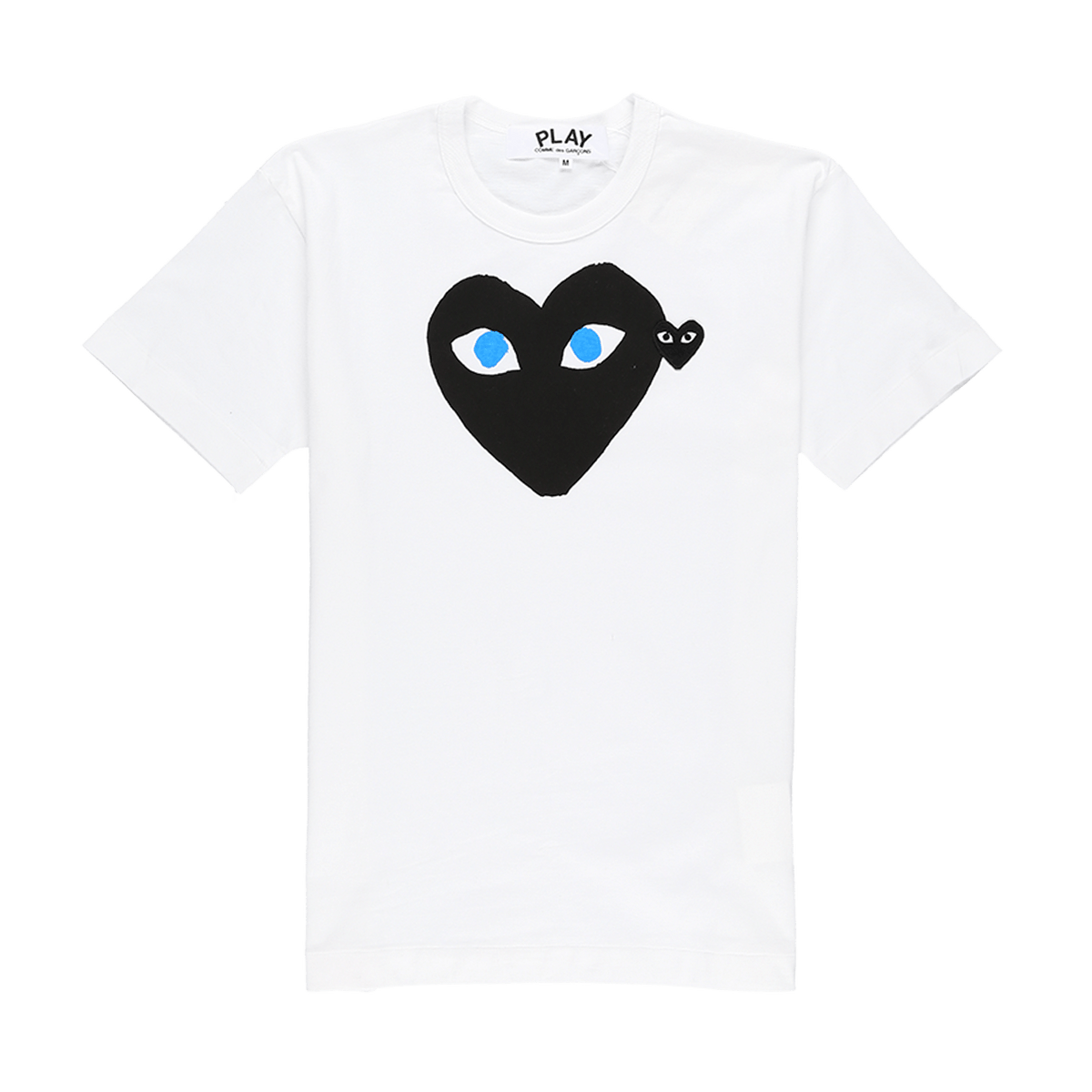 Comme des Garcons PLAY Black Heart T-Shirt  - XHIBITION