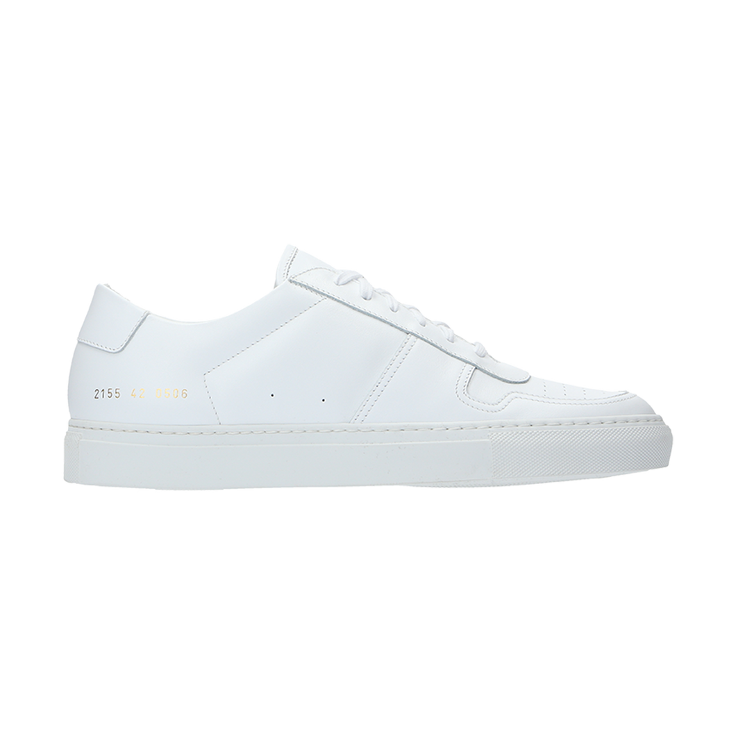 Common Projects BBall Low In Leather  - XHIBITION