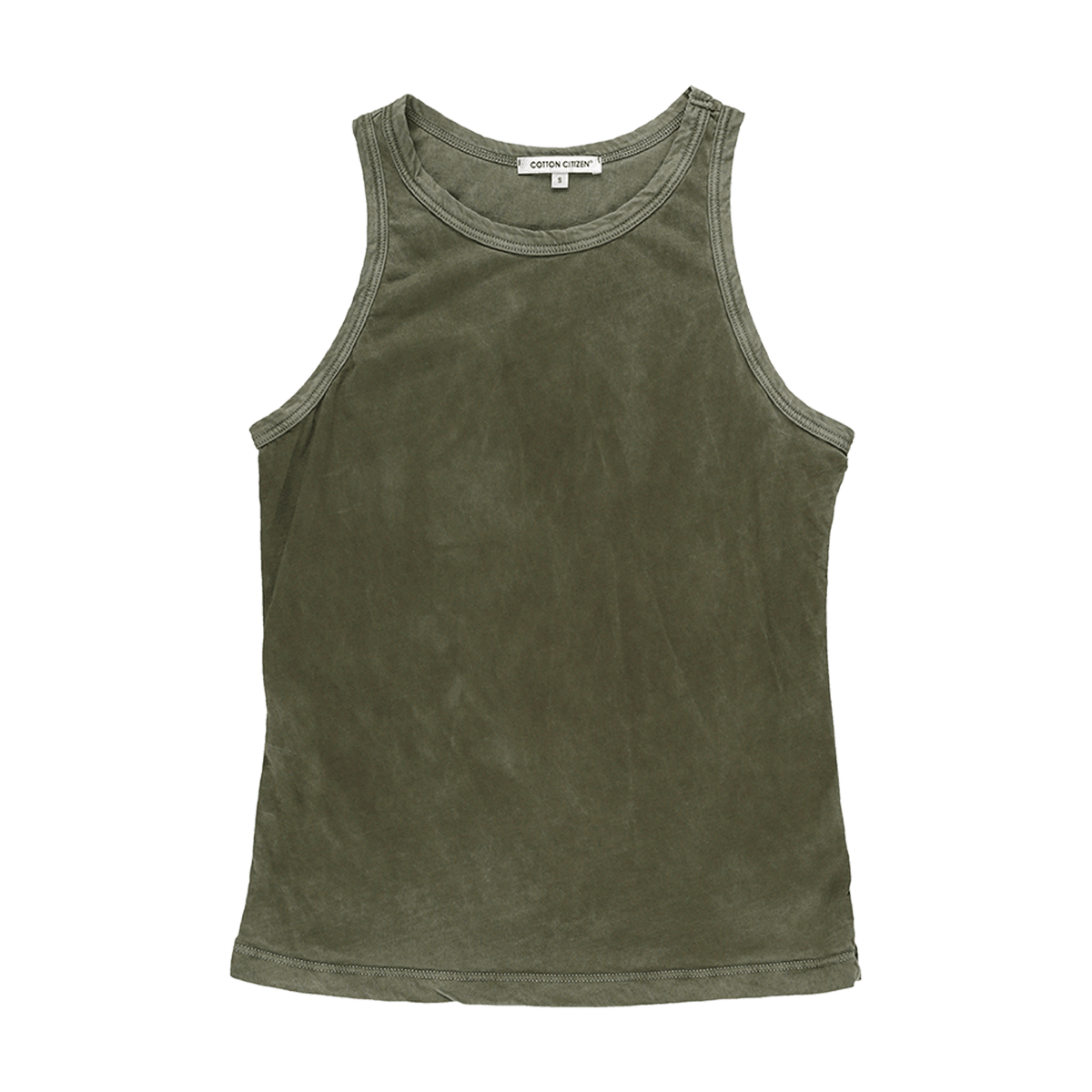Cotton Citizen Women's Standard Tank Top  - XHIBITION