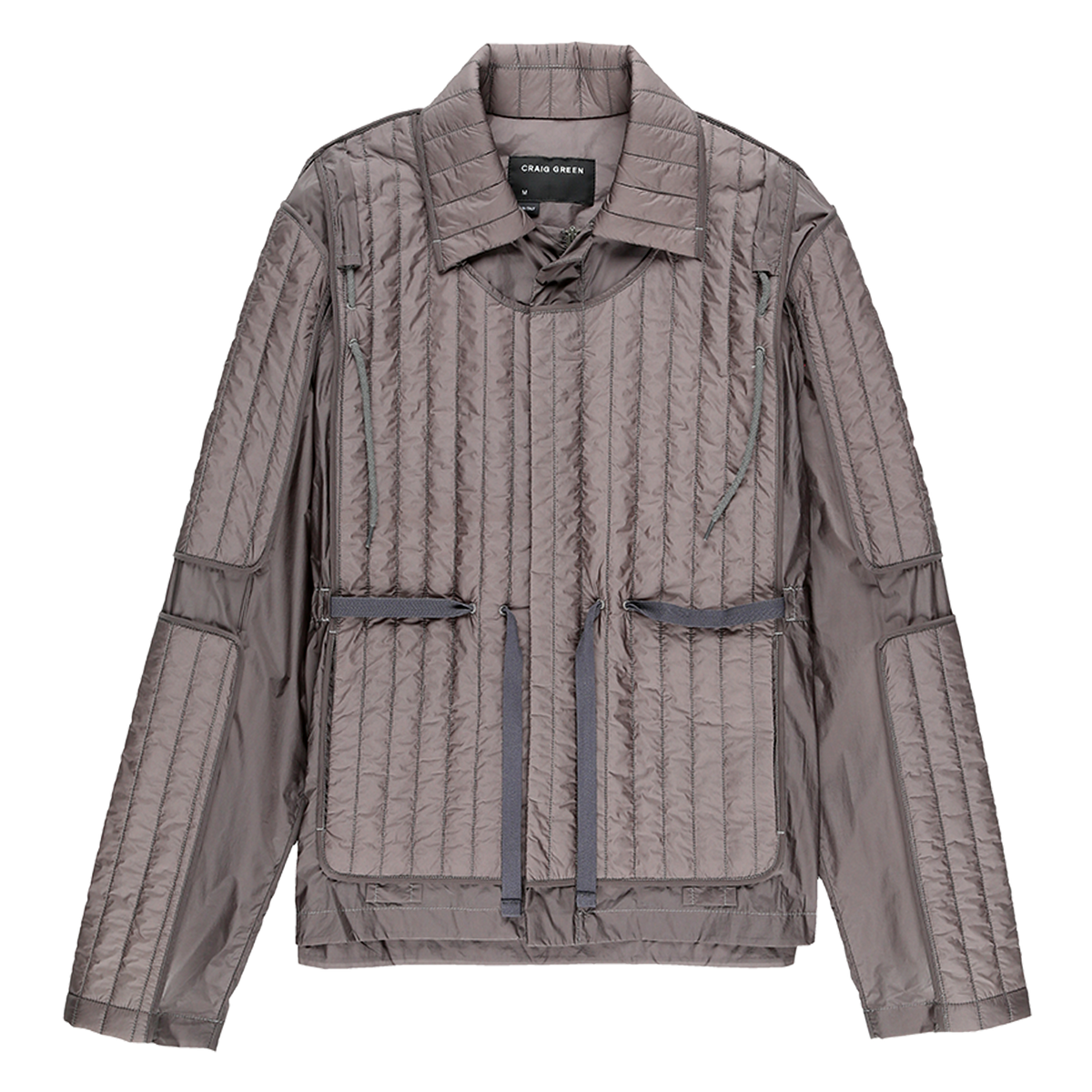 Craig Green Quilted Skin Jacket  - XHIBITION