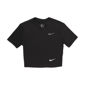Nike Women's LBR Cropped Slim T-Shirt  - XHIBITION