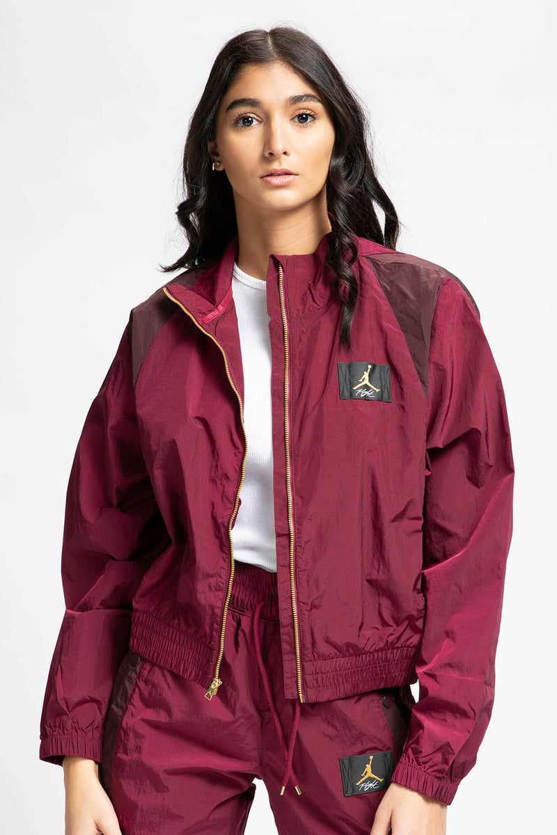Air Jordan Women's Woven Jacket  - XHIBITION