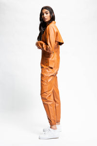 Air Jordan Women's Court-To-Runway Flightsuit  - XHIBITION