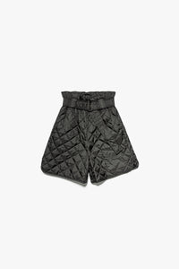 GANNI Women's Recycled Ripstop Quilted Shorts  - XHIBITION