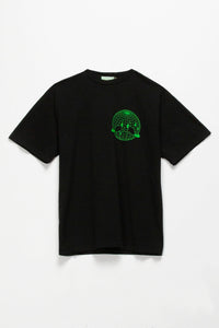 Aries Sad Planet T-Shirt  - XHIBITION