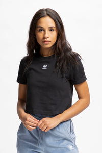 adidas Women's Cropped T-Shirt  - XHIBITION