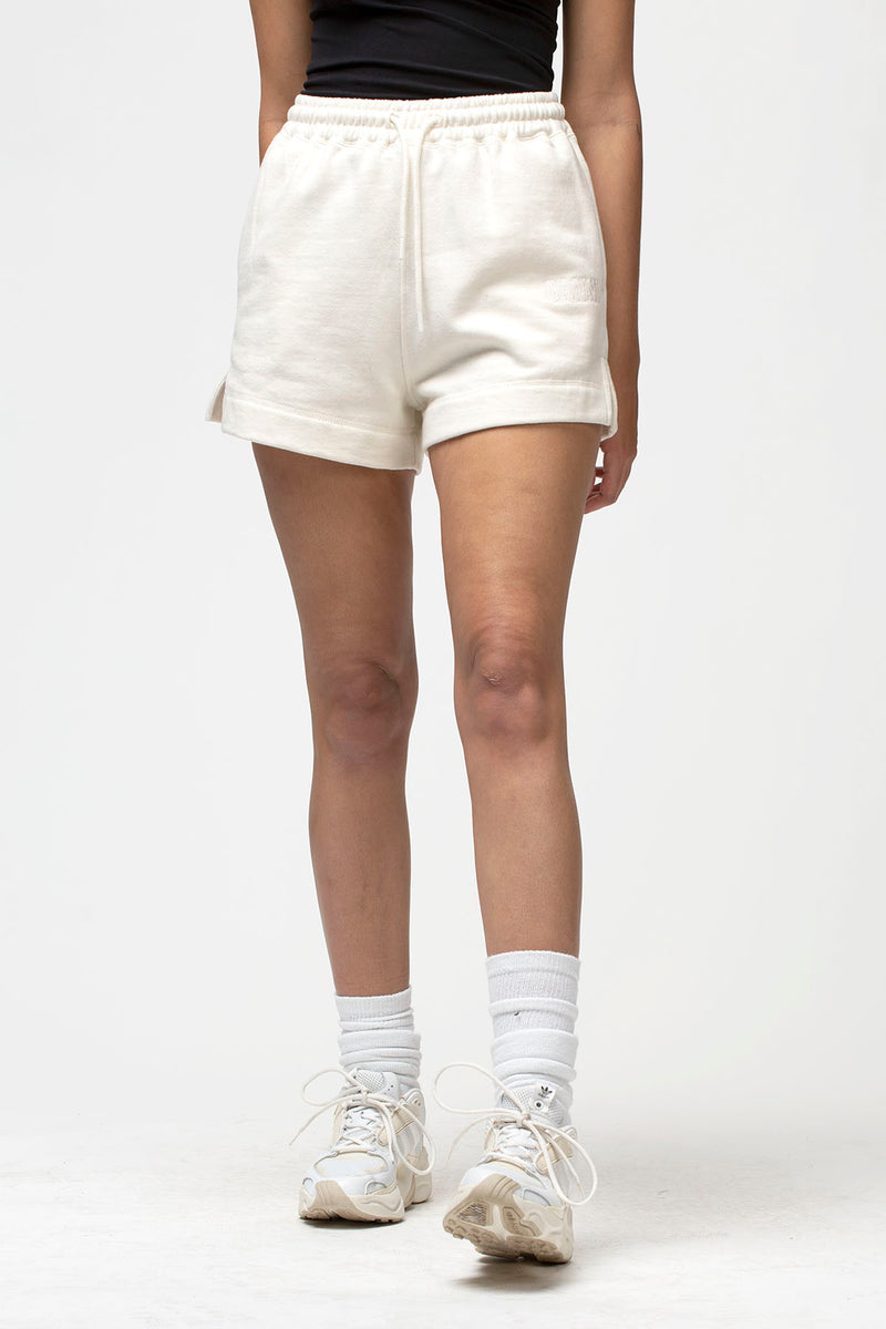 GANNI Women's Software Drawstring Shorts  - XHIBITION