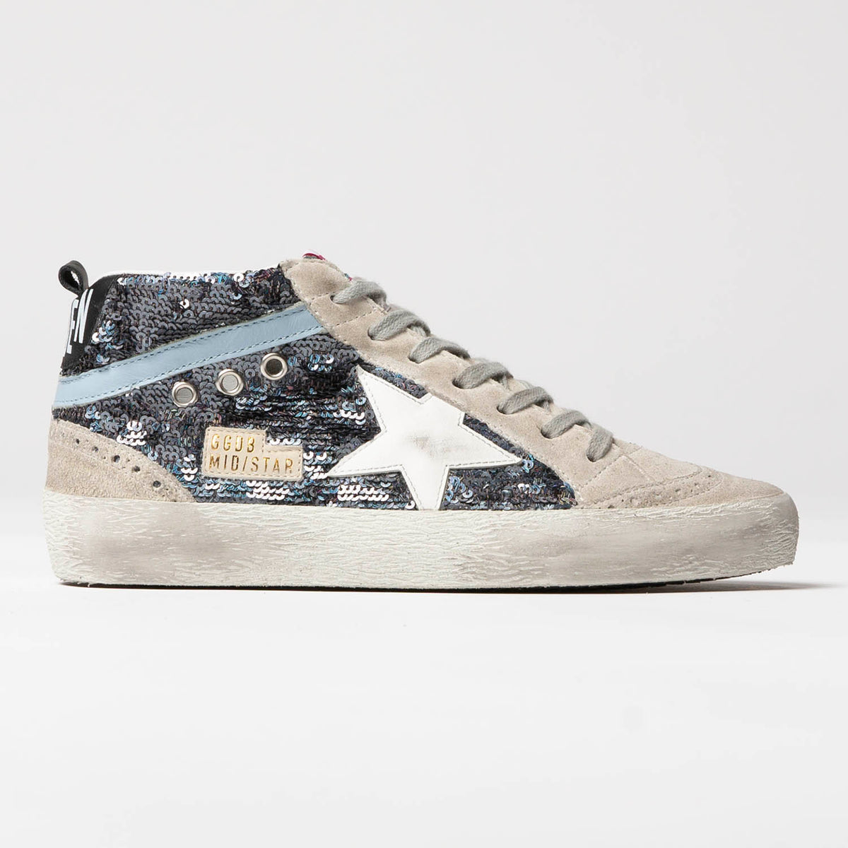 Golden Goose Women's Sneakers Mid Star  - XHIBITION