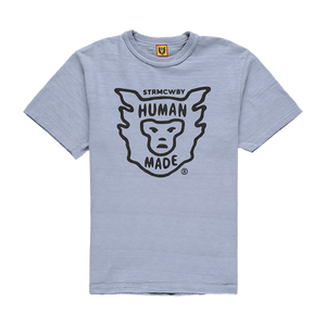Human Made STRMCWBY Logo Color T-Shirt  - XHIBITION