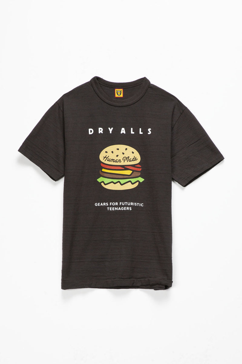 Human Made Burger T-Shirt  - XHIBITION