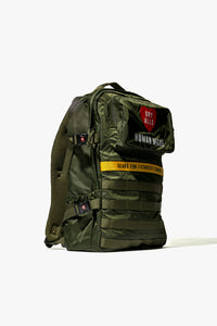 Human Made Military Backpack  - XHIBITION