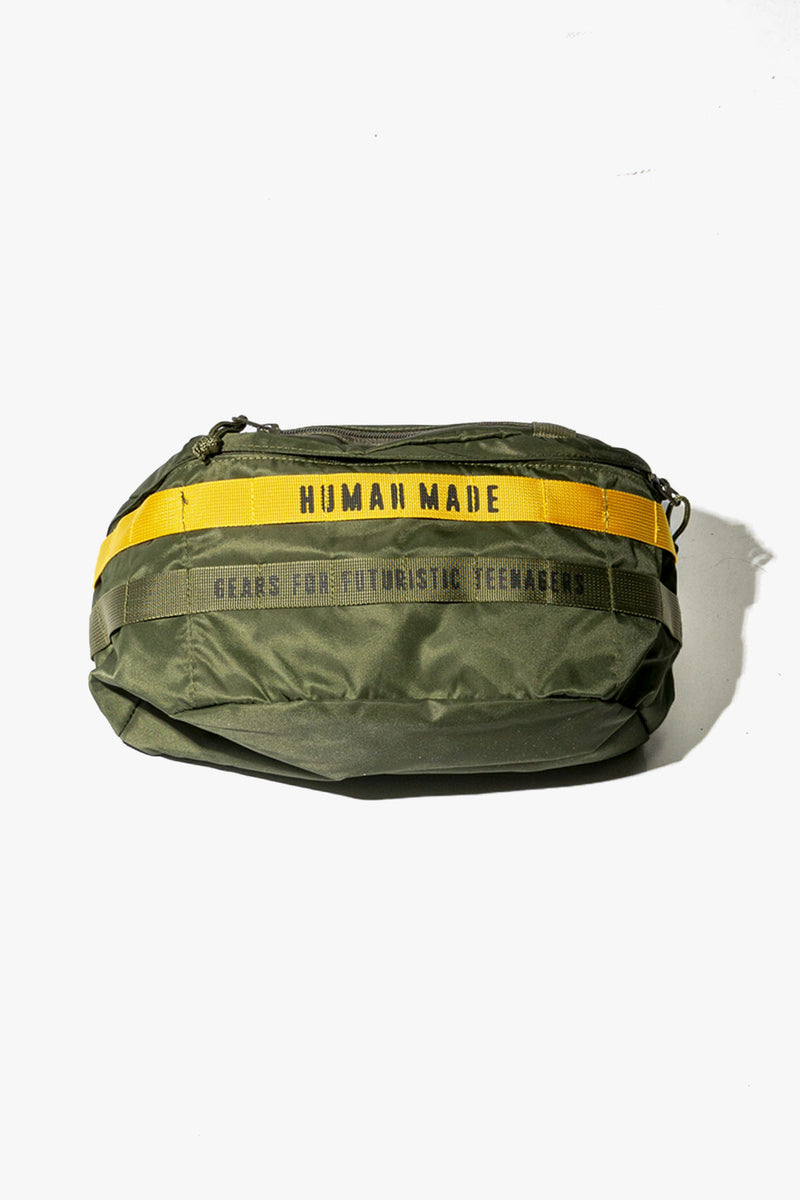 Human Made Military Waist Bag  - XHIBITION