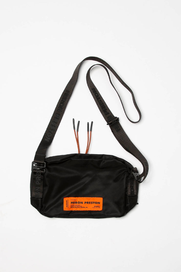 Heron Preston Nylon Techno Camera Bag  - XHIBITION
